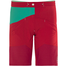 La Sportiva TX Shorts Women red/blue